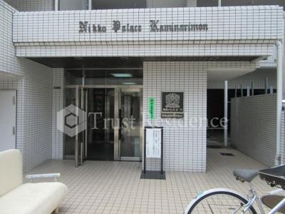【エントランス】日興パレス雷門