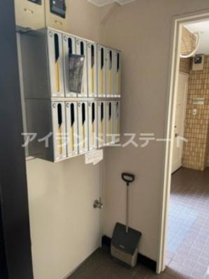 【その他共用部分】フローラハイム バストイレ別 女性限定 収納 南向き