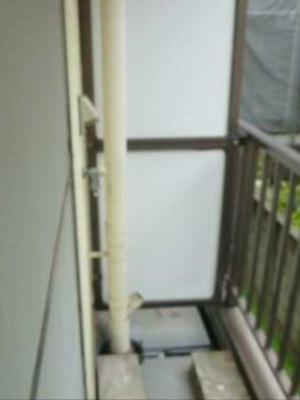 【設備】フローラハイム バストイレ別 女性限定 収納 南向き