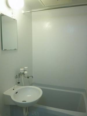 【浴室】レオパレスONCE本山