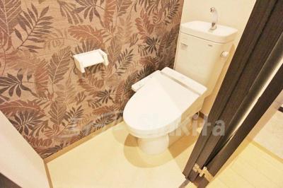 【トイレ】フジパレス東三国2番館