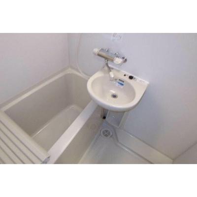 【浴室】クレイスプリンシア池袋