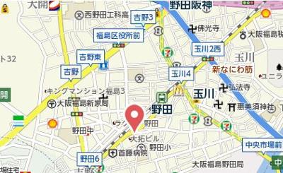 【地図】大拓ビル2