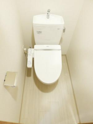 【トイレ】ファステート大阪城東グリッジ