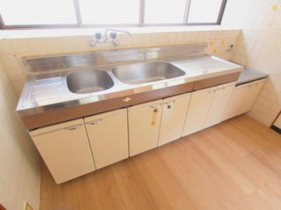 【キッチン】矢野西3丁目戸建て