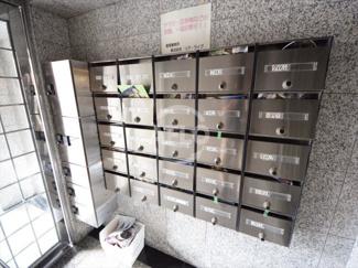 サンプラザ上汐(SOHO可) メールボックス、宅配ボックス