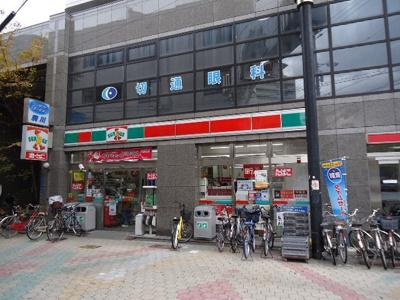 サンクス駒川中野店まで1,255m