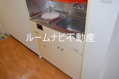【キッチン】トップ西巣鴨第1