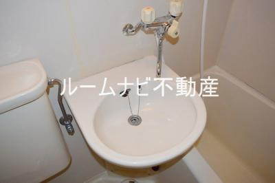 【洗面所】トップ西巣鴨第1