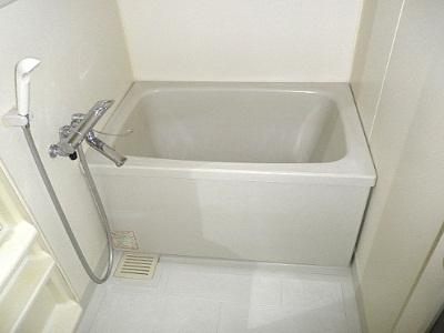 【浴室】ふじコーポ浅草