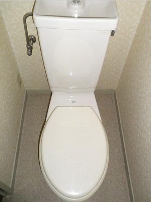 【トイレ】ふじコーポ浅草