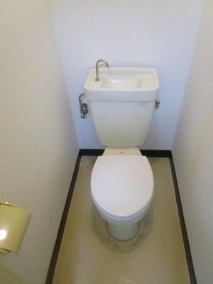 【トイレ】モーリンハイツ