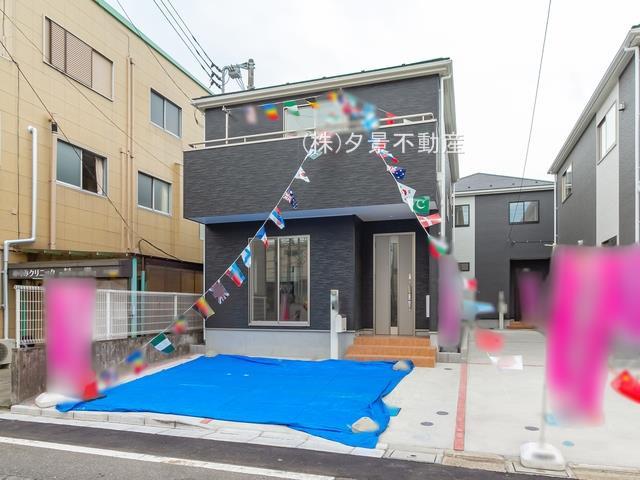 【外観】川口市弥平2丁目18-14(1号棟)新築一戸建てクレイドルガーデン