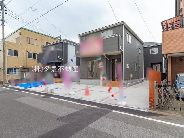 【外観】川口市弥平2丁目18-14(2号棟)新築一戸建てクレイドルガーデン