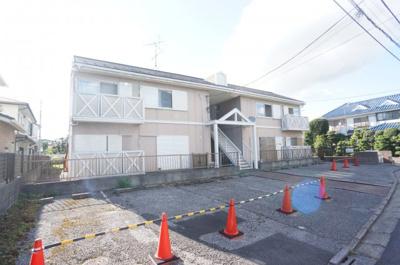 【外観】ハイクレスト島村