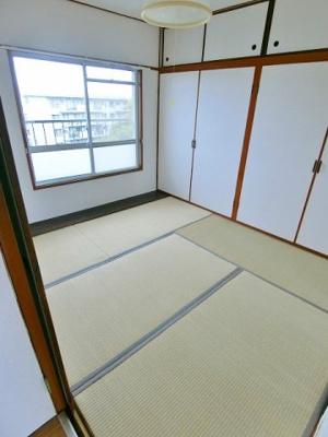 【和室】東浅香山住宅(公団)