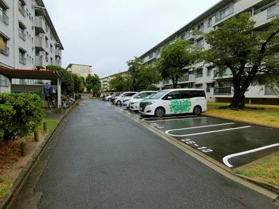 【駐車場】東浅香山住宅(公団)
