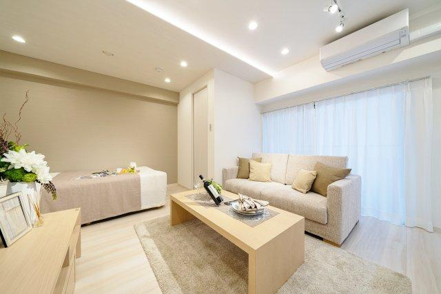 新規リノベーションにつき快適に新生活のスタートができます ※画像の家具、小物は販売価格に含まれておりません