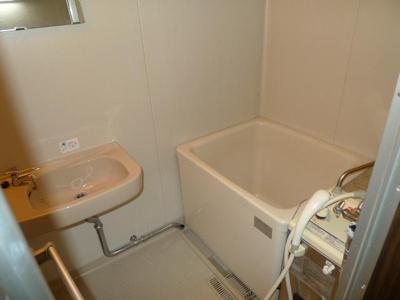 【浴室】メゾンシルキー