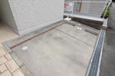 【駐車場】ハピネス福島