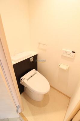 【トイレ】ハピネス福島