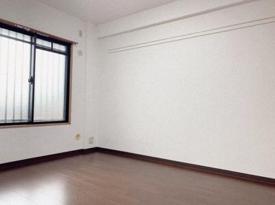 ゆったりした洋室です。