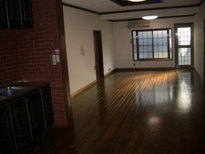 【居間・リビング】亀戸5丁目アパート