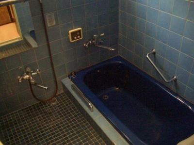 【浴室】亀戸5丁目アパート