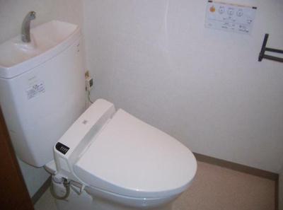 【トイレ】亀戸5丁目アパート