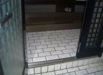 【玄関】亀戸5丁目アパート
