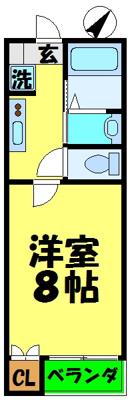 【外観】ロイヤルコート