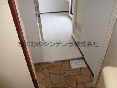 【玄関】エレガントコハマ