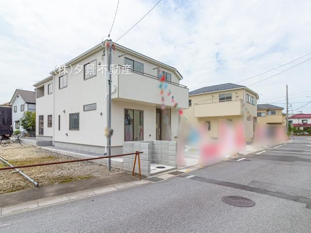 【外観】川口市大字安行吉蔵333-5(5号棟)新築一戸建てクレイドルガーデン