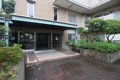 【エントランス】西神戸セントポリア2号館
