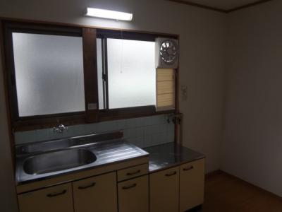 【キッチン】吉田文化住宅