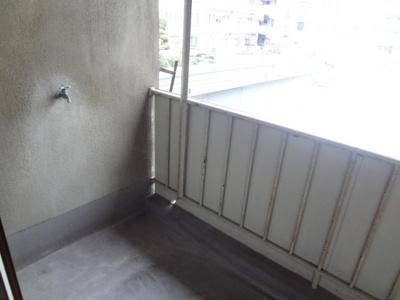 【バルコニー】吉田文化住宅