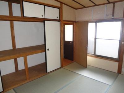 【居間・リビング】吉田文化住宅