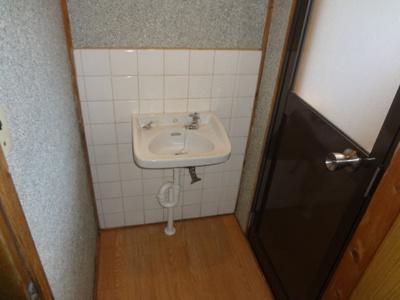 【洗面所】吉田文化住宅