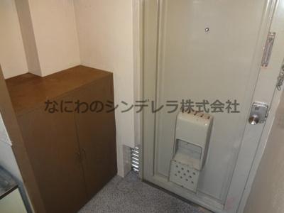 【玄関】うららマンション
