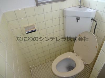 【トイレ】うららマンション