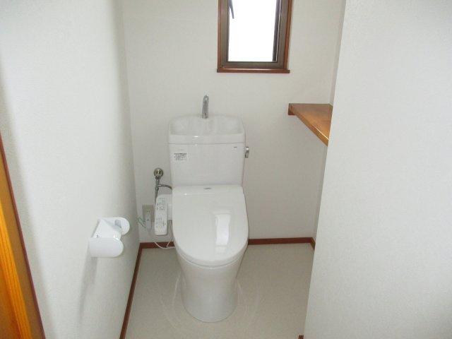 【トイレ】常陸大宮市田子内町中古戸建
