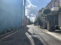 新座市野火止8丁目 建築条件付き売地 B区画の画像