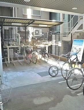 【その他共用部分】ユニーブル武蔵小山プレジオン