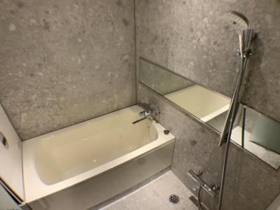 ※リノベーション施工イメージ画像(浴室) 実際の間取りとは異なりますが、ほぼ同じ広さのフルリノベーション施工例です。