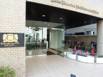 【エントランス】ライオンズマンション西川口ヴィアーレ