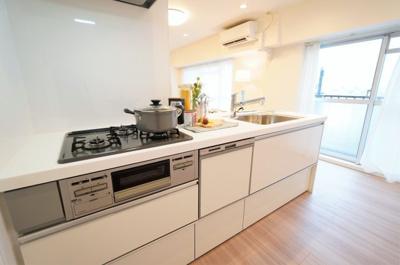 【キッチン】ライオンズマンション西川口ヴィアーレ