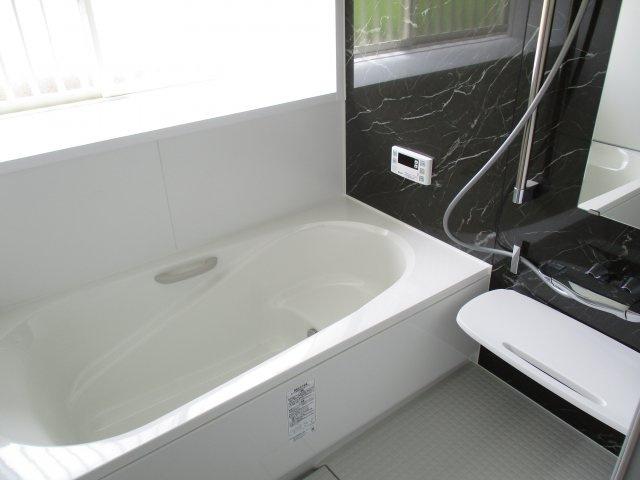 【浴室】常陸大宮市田子内町中古戸建 3