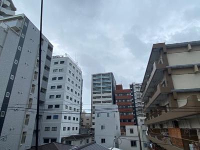 【展望】ワールドアイ難波南ミラージュ