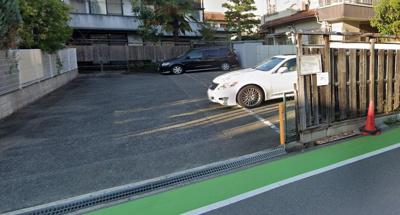 【外観】豊中駅西口駐車場