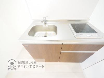 【キッチン】FAIR町屋レジデンス